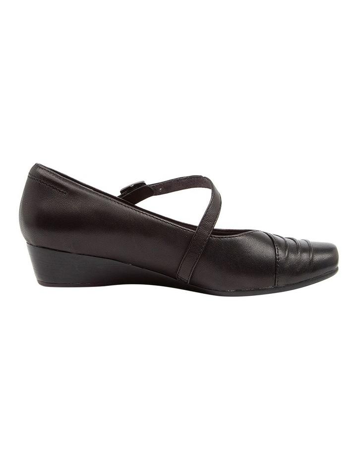 Reedy Heeled Shoes Black image 1