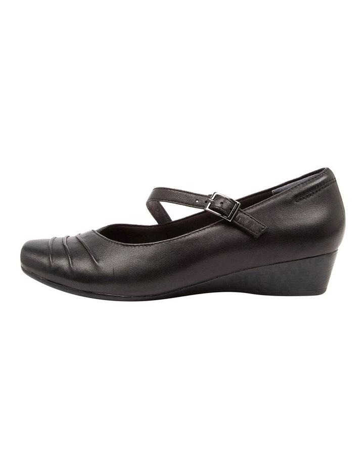 Reedy Heeled Shoes Black image 3