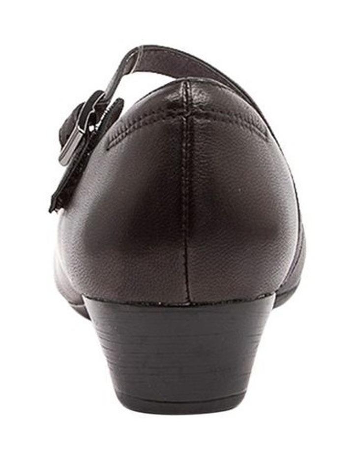 Reedy Heeled Shoes Black image 4