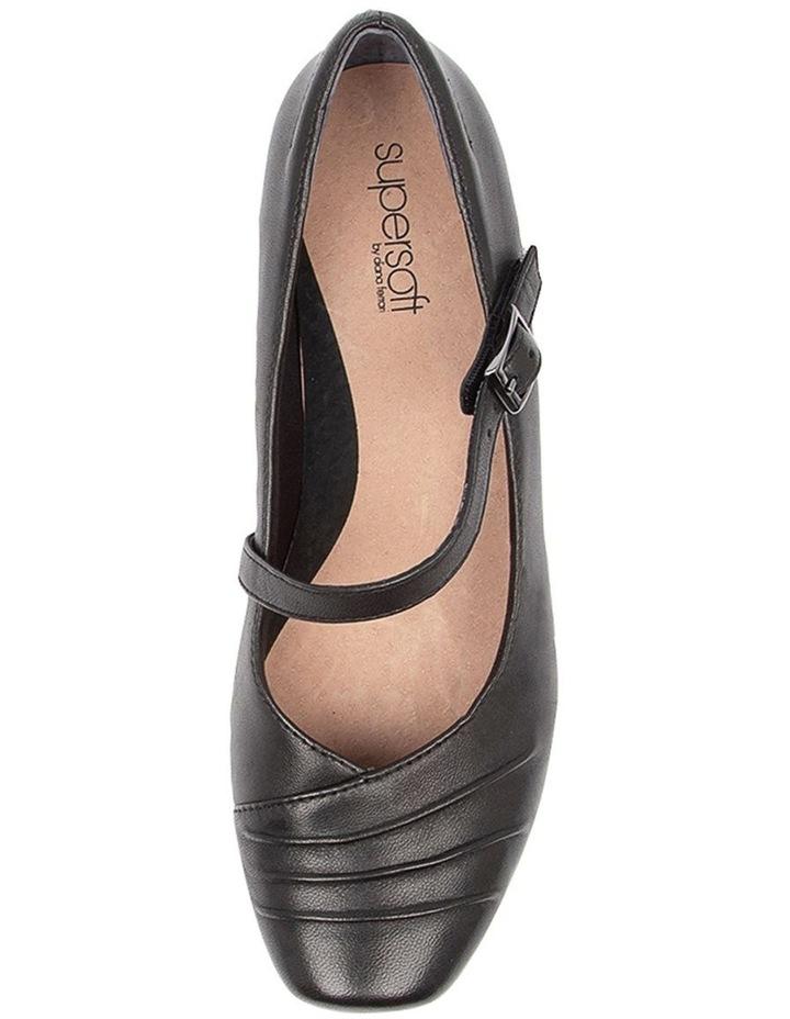 Reedy Heeled Shoes Black image 5