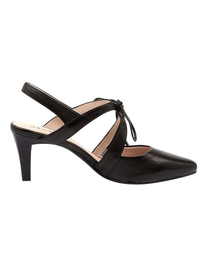 Meduza Black Heeled Shoes image 1
