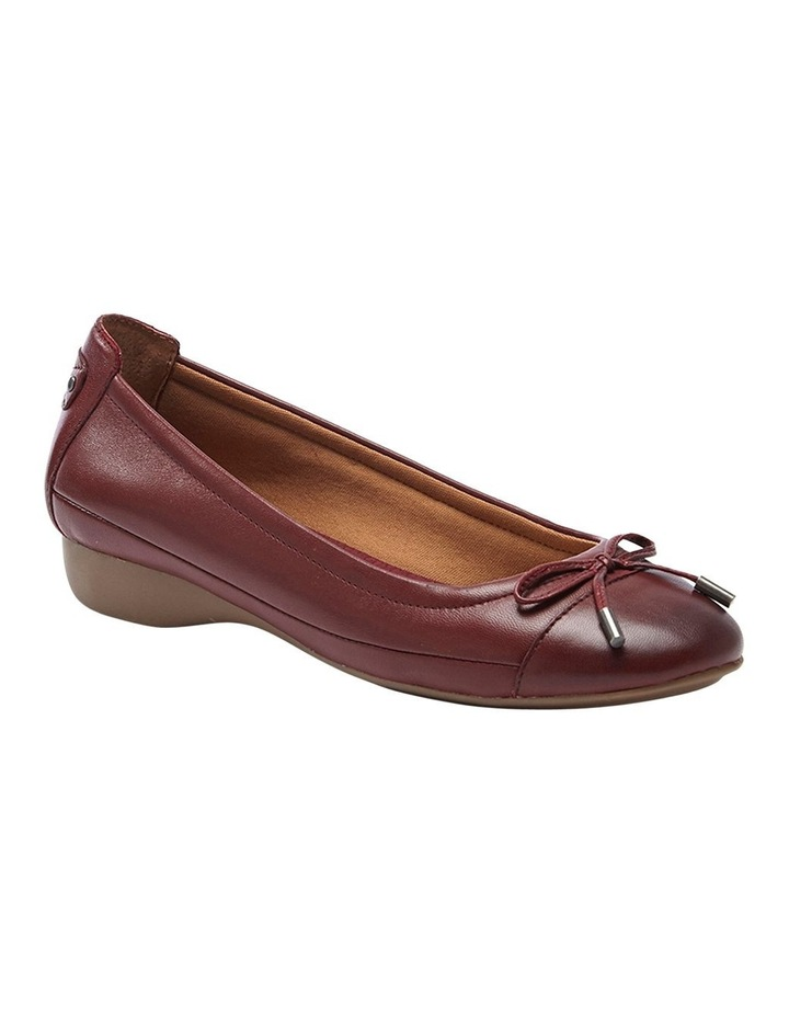 Embark Red Flat Shoe image 1