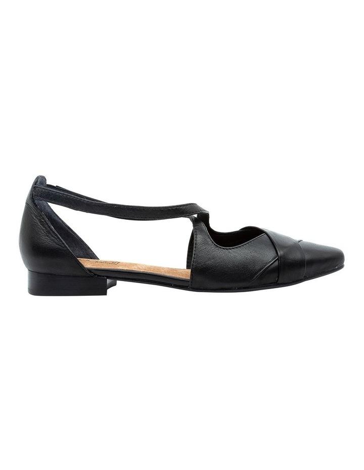 Laveda Black Flat Shoe image 1