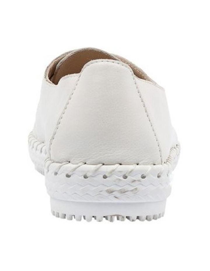 Warble White Flat Shoe image 4