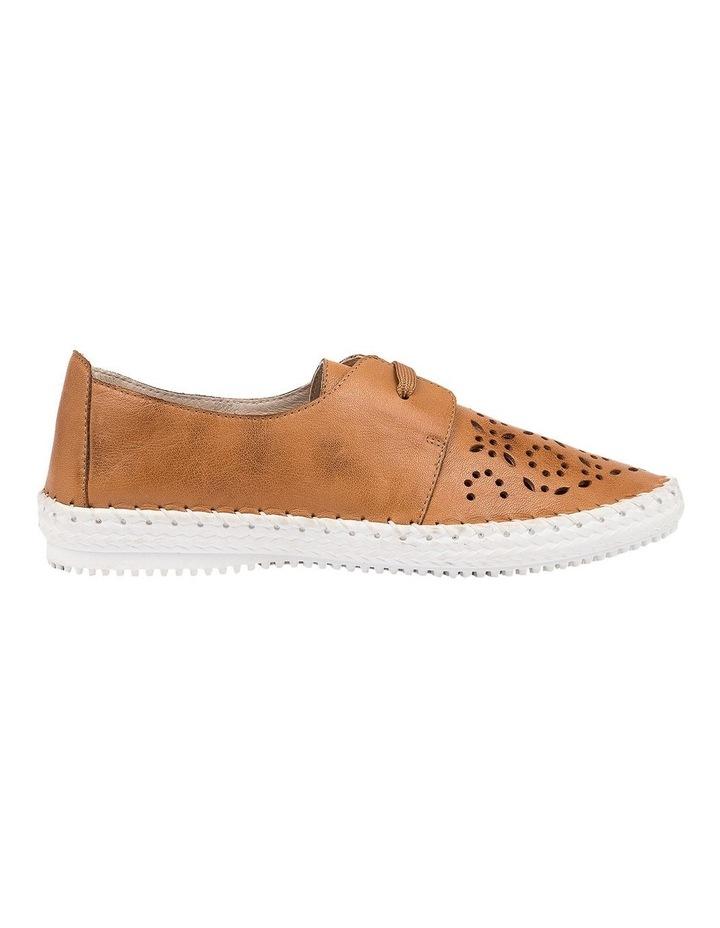 Warble Tan Flat Shoe image 1