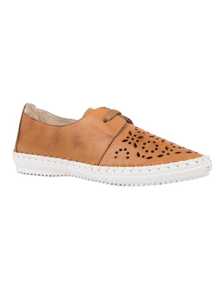 Warble Tan Flat Shoe image 2
