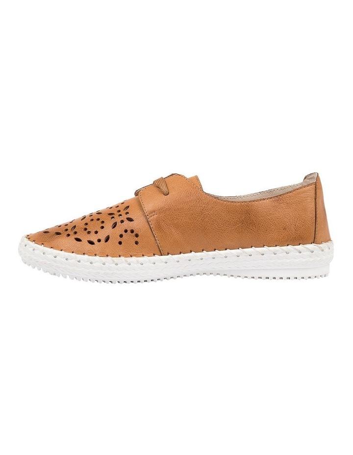 Warble Tan Flat Shoe image 3