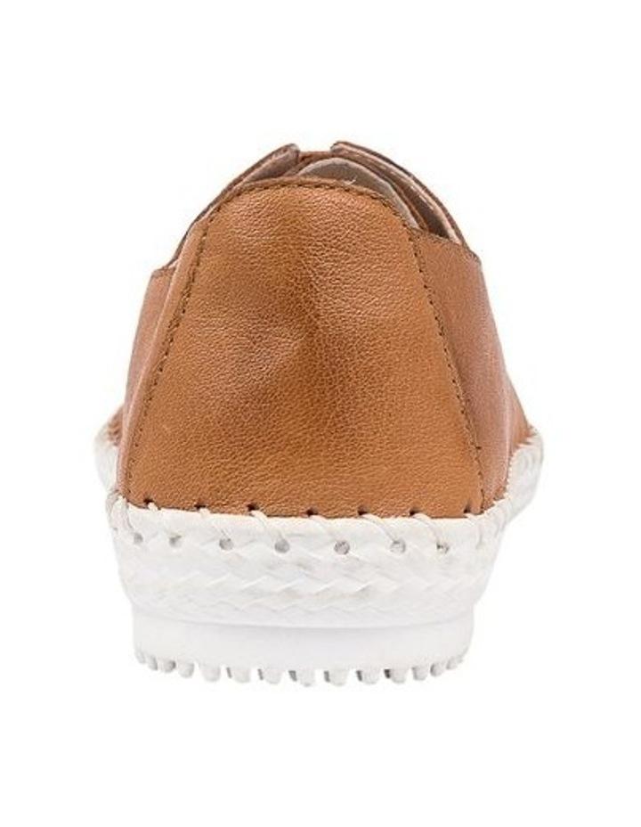 Warble Tan Flat Shoe image 4