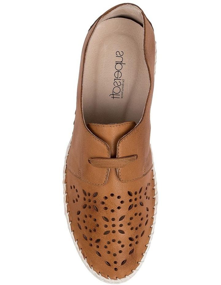 Warble Tan Flat Shoe image 5