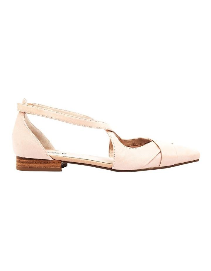 Laveda Blush Flat Shoe image 1