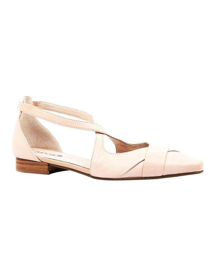Laveda Blush Flat Shoe image 2