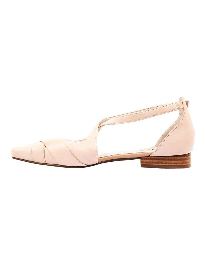 Laveda Blush Flat Shoe image 3