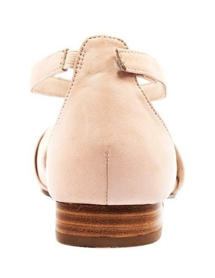 Laveda Blush Flat Shoe image 4