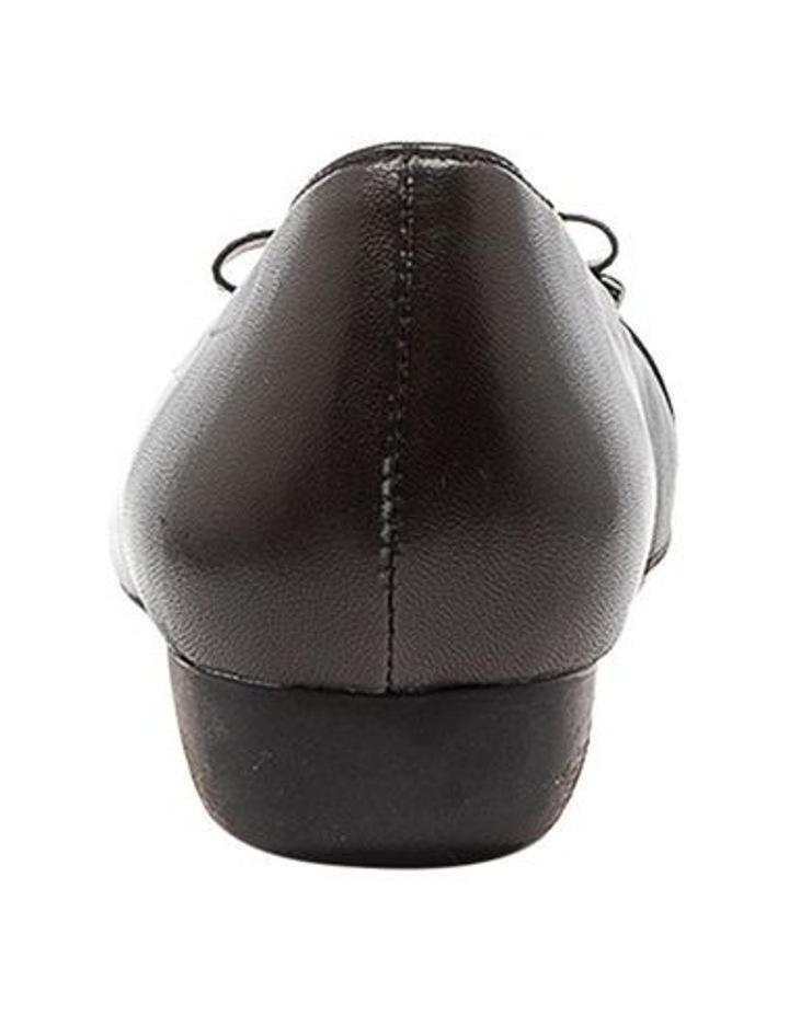 Epsom Flat Shoes Black image 4