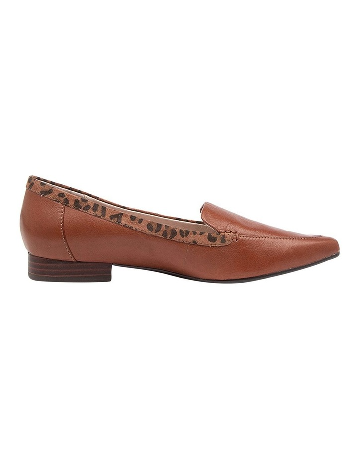 Latina Flat Shoes Cognac image 2