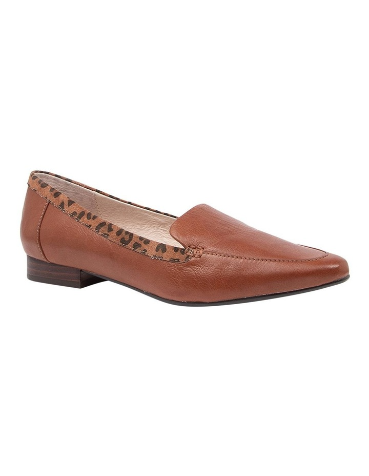 Latina Flat Shoes Cognac image 3