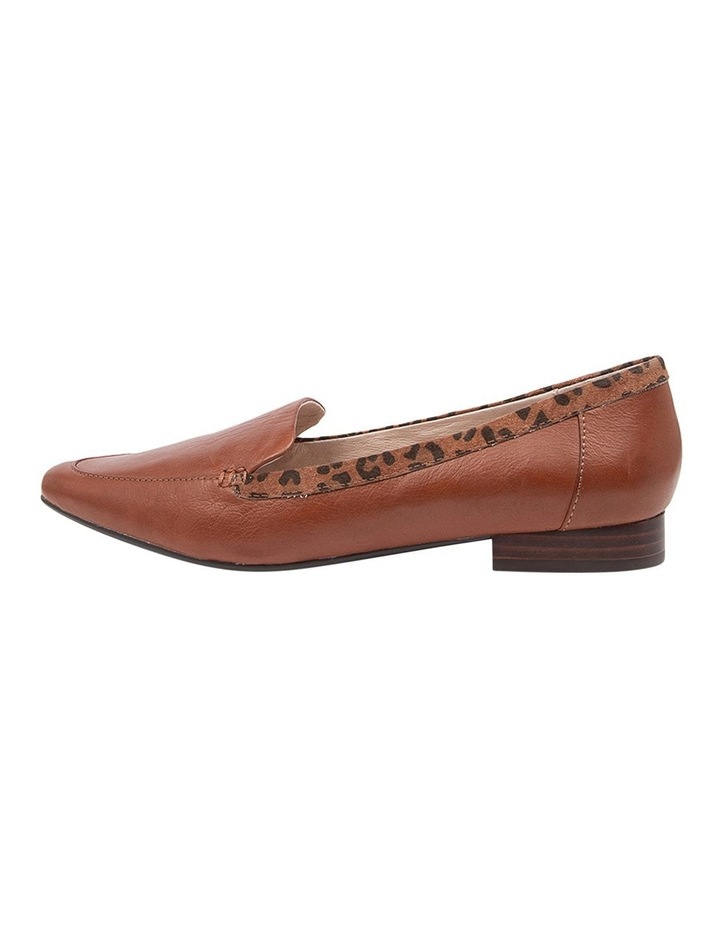 Latina Flat Shoes Cognac image 4