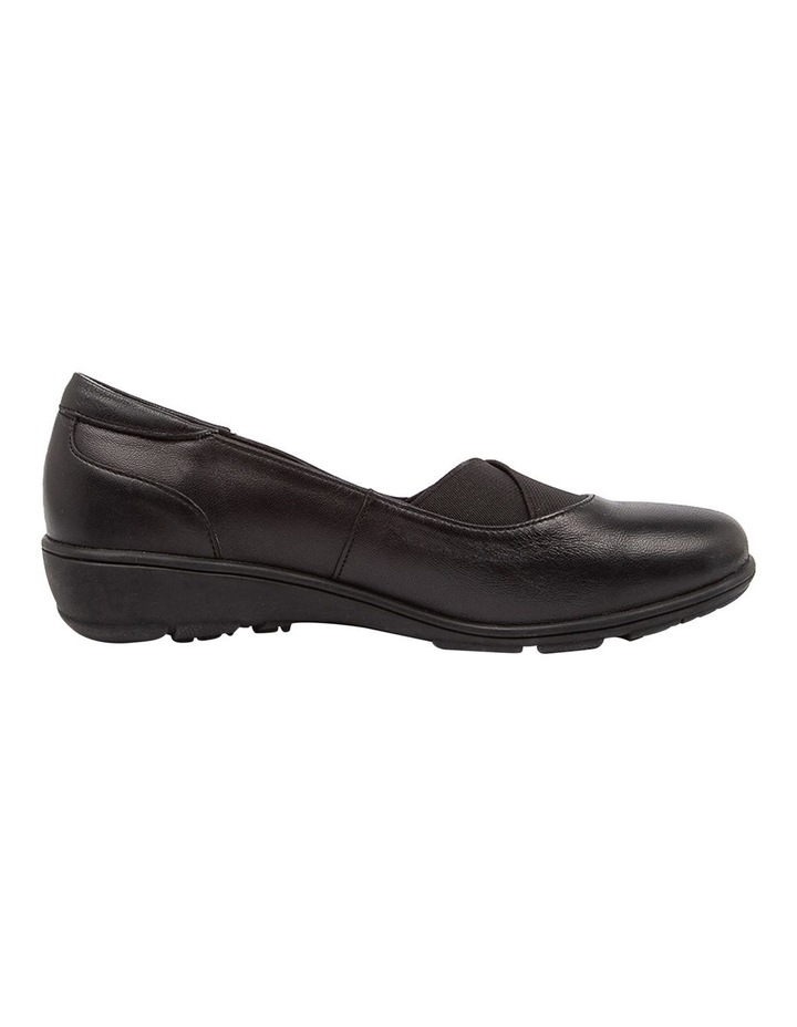 Qamara Flat Shoes Black image 1