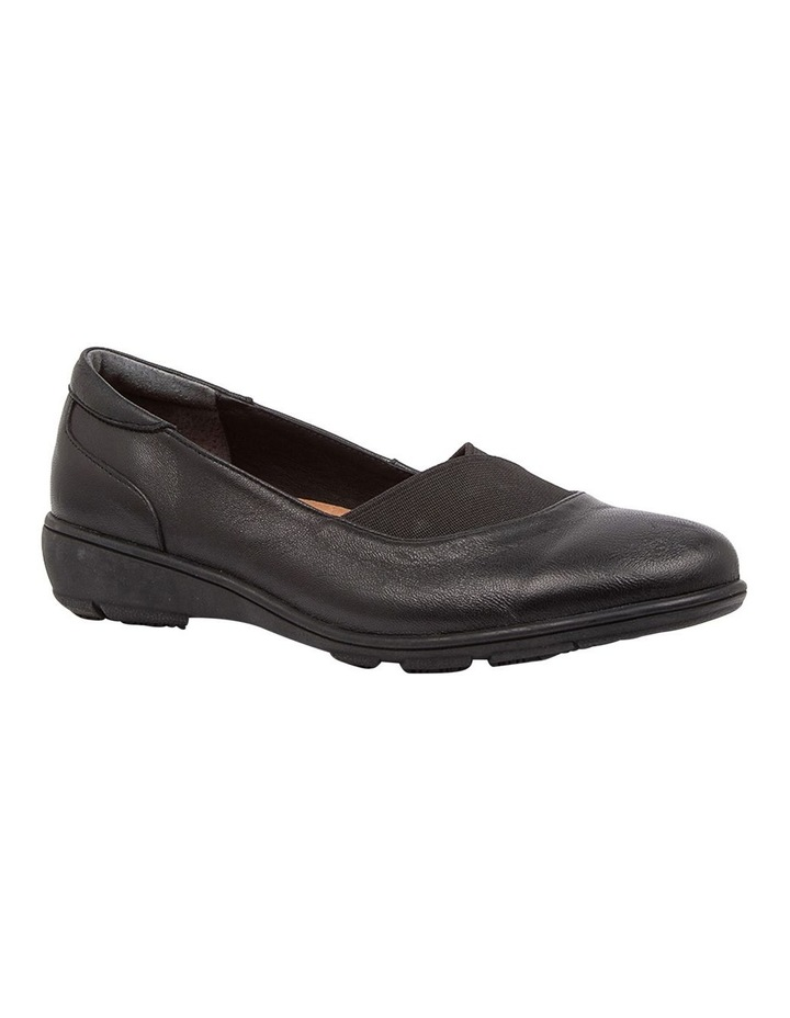 Qamara Flat Shoes Black image 2