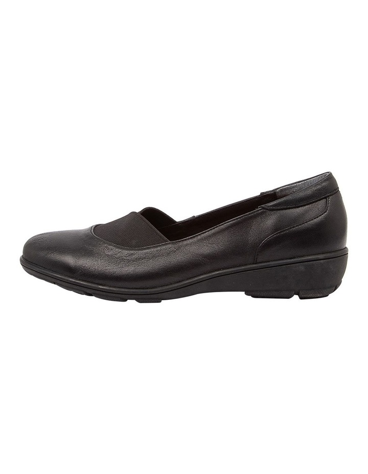 Qamara Flat Shoes Black image 3