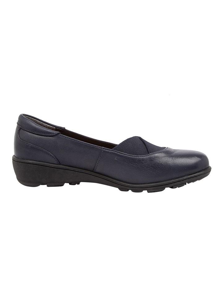 Qamara Flat Shoes Navy image 1