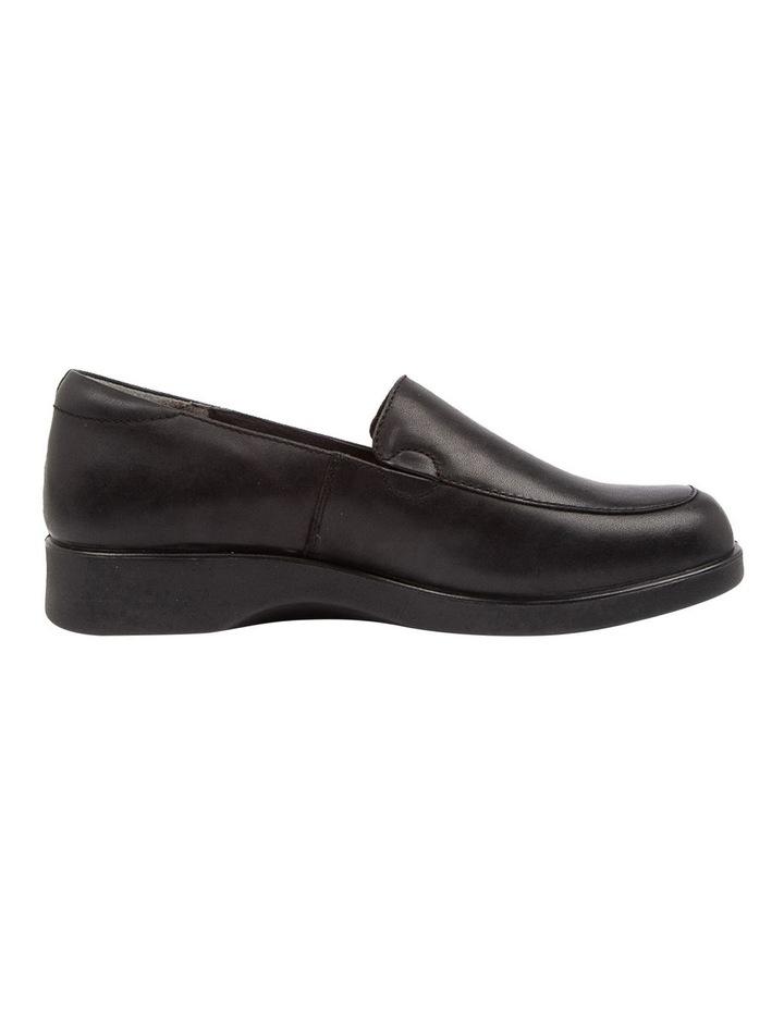 Nature2 Black Flat Shoes image 1