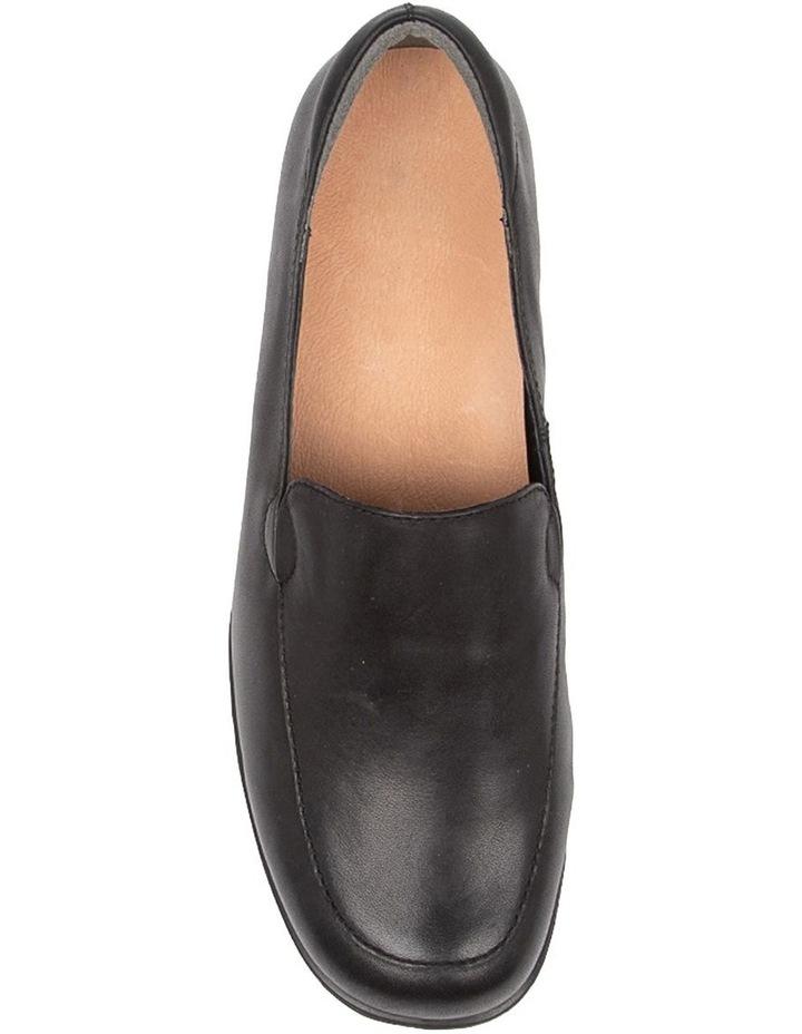 Nature2 Black Flat Shoes image 5