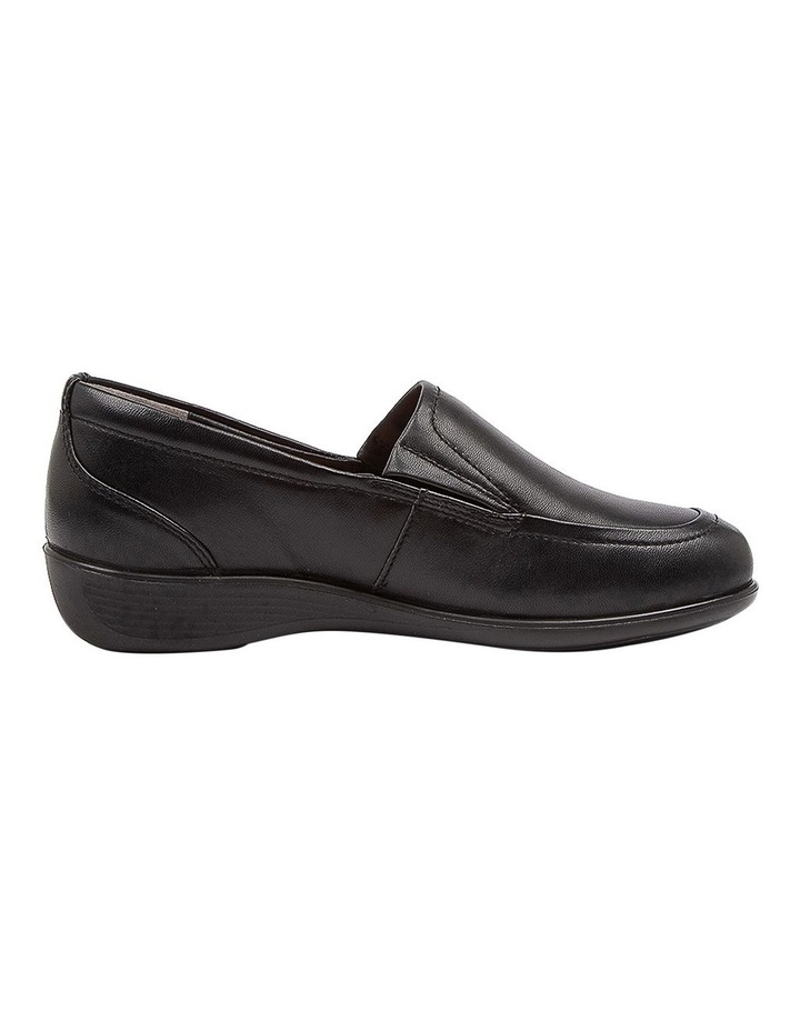Phantom2 Black Flat Shoes image 1
