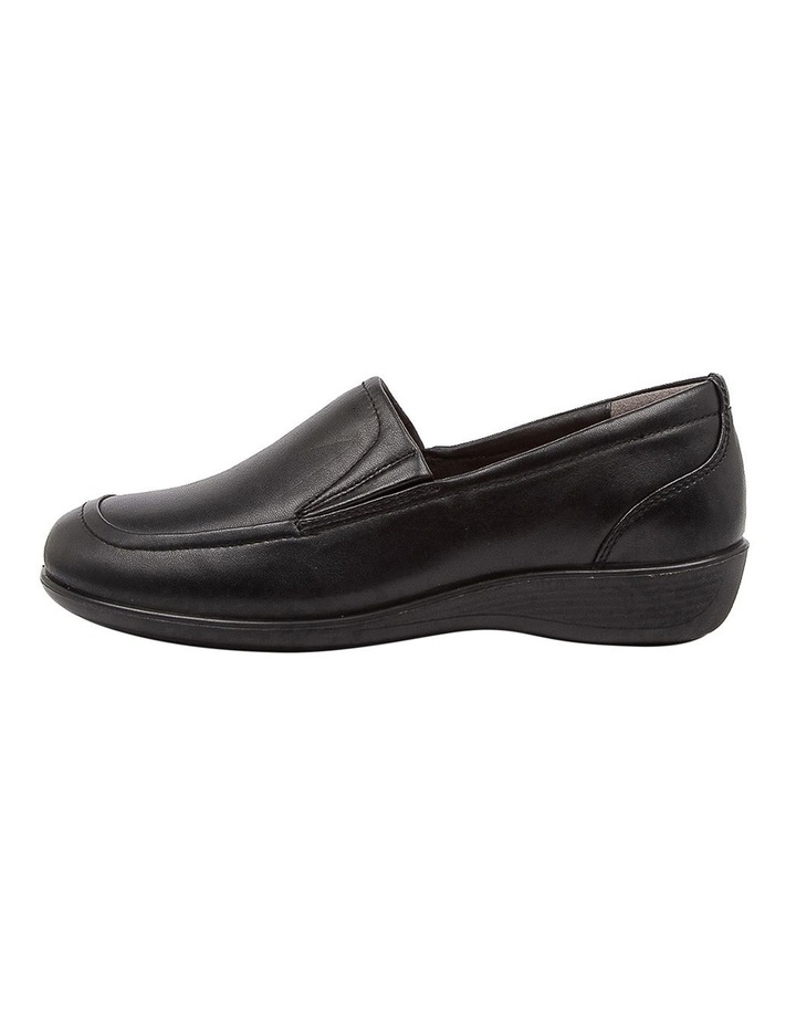 Phantom2 Black Flat Shoes image 3