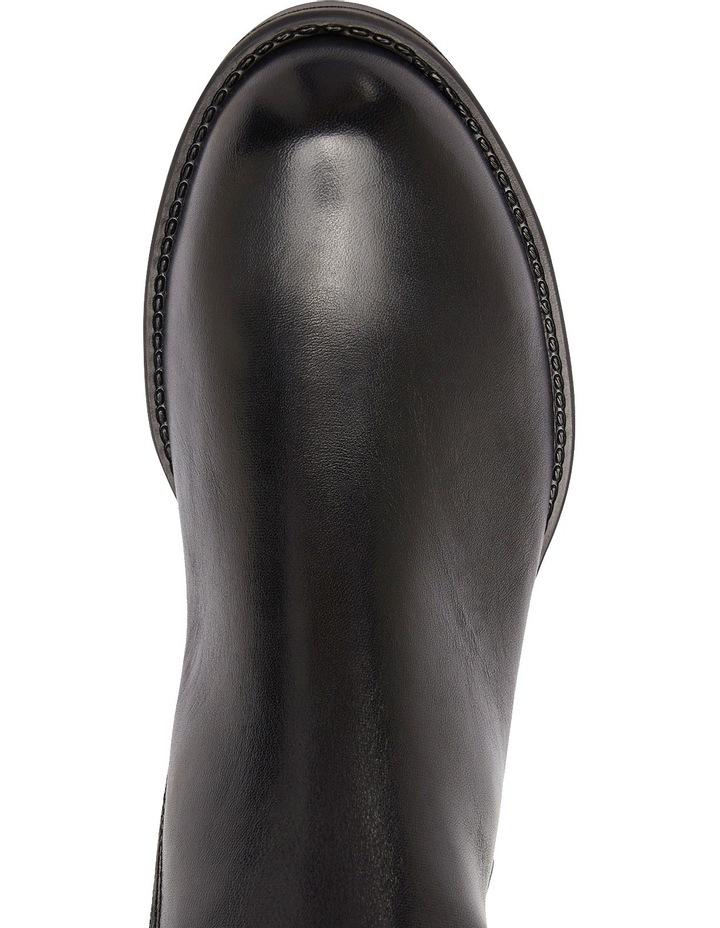Austin Black Glove Knee boot image 6
