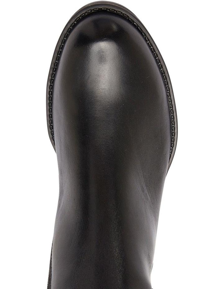 Austin Black Glove Knee boot image 2