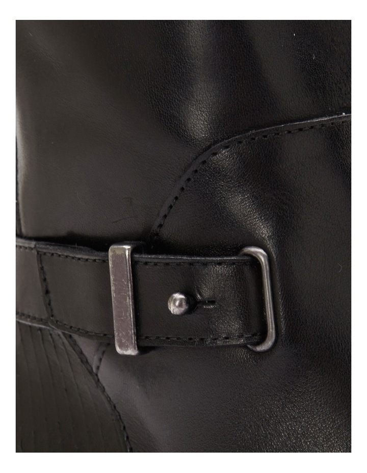 Austin Black Glove Knee boot image 5