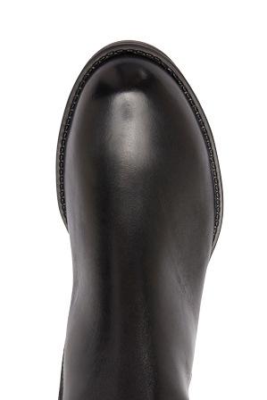Easy Steps - Austin Black Glove Knee boot