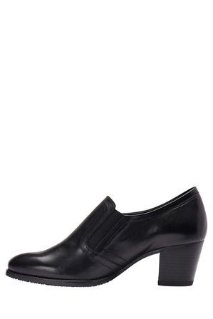 Easy Steps - Ingrid Black Glove Boot