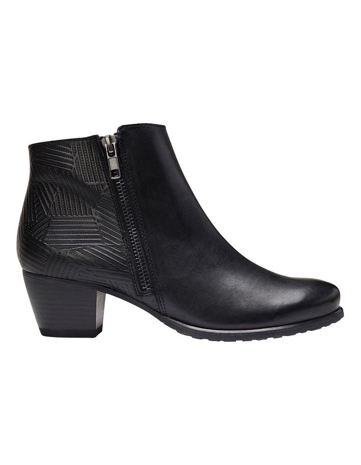 Lincoln Black Glove Boot image 1