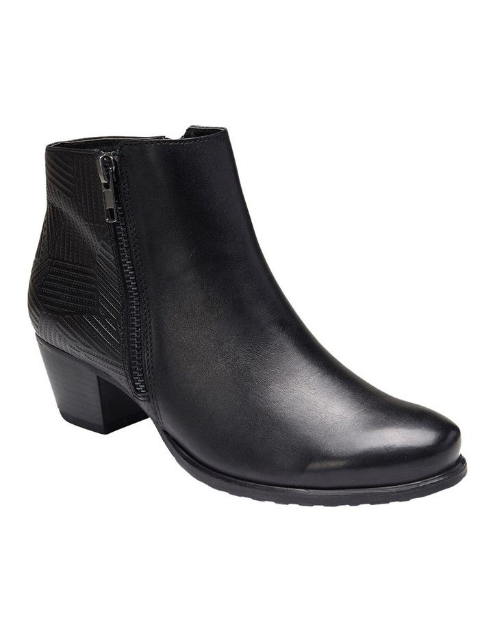 Lincoln Black Glove Boot image 2