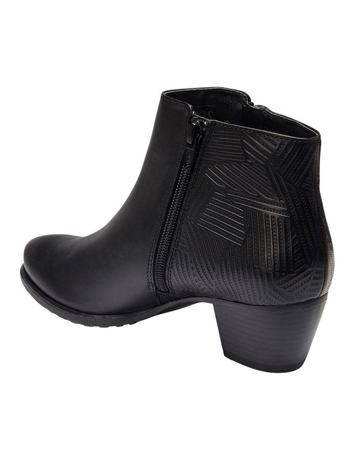 Lincoln Black Glove Boot image 3