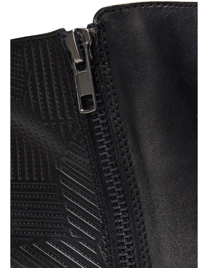 Lincoln Black Glove Boot image 4