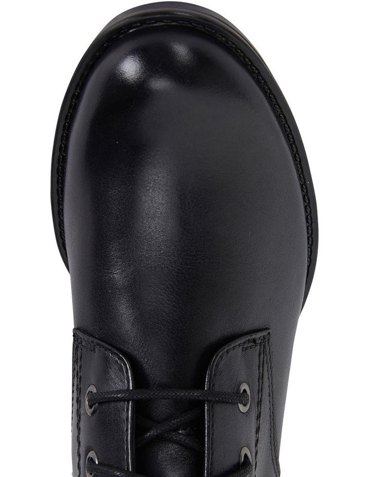 Adrian Black Glove Boot image 7