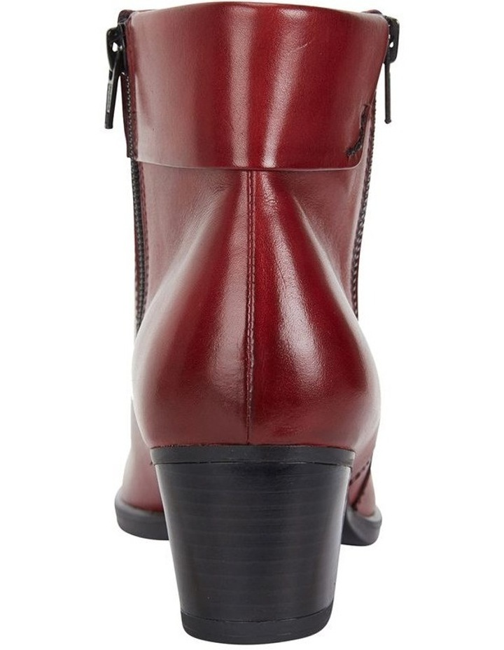 Tenor Red Glove Boot image 5