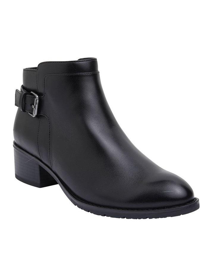Fresco Black Glove Boot image 2