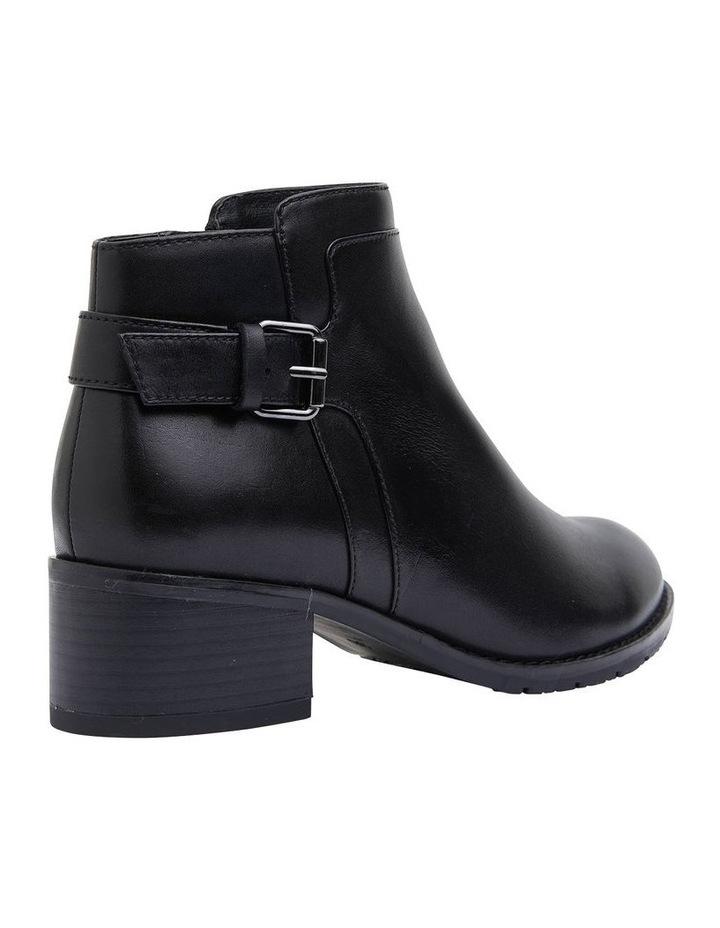 Fresco Black Glove Boot image 3