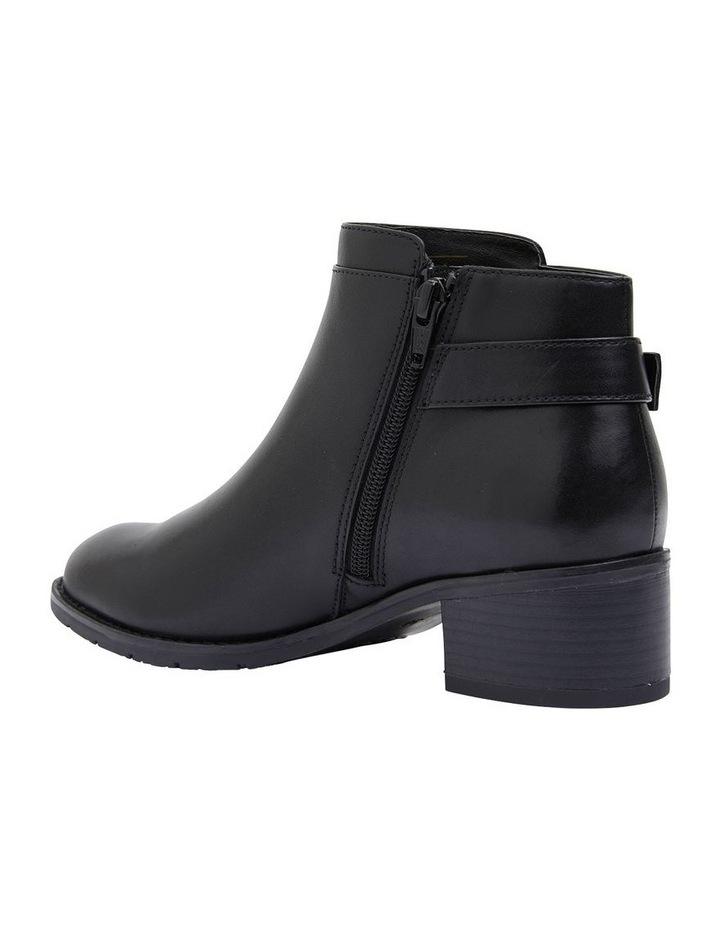 Fresco Black Glove Boot image 4