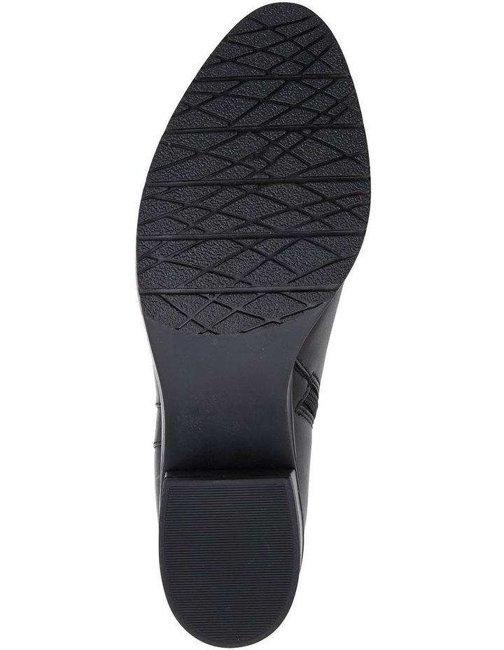 Fresco Black Glove Boot image 7