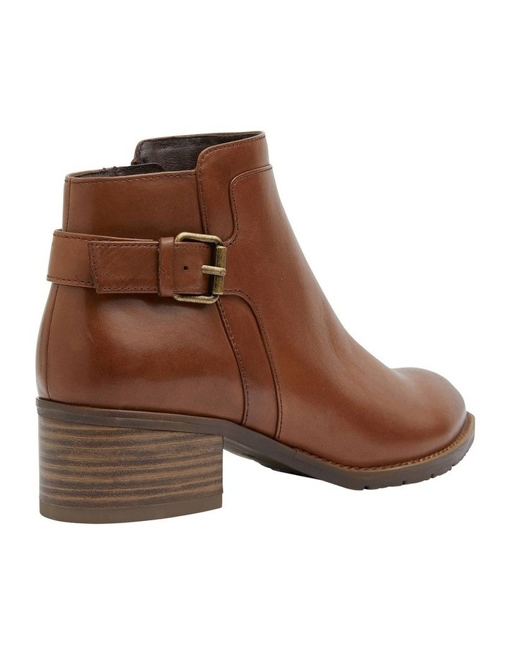 Fresco Mid Brown Glove Boot image 3