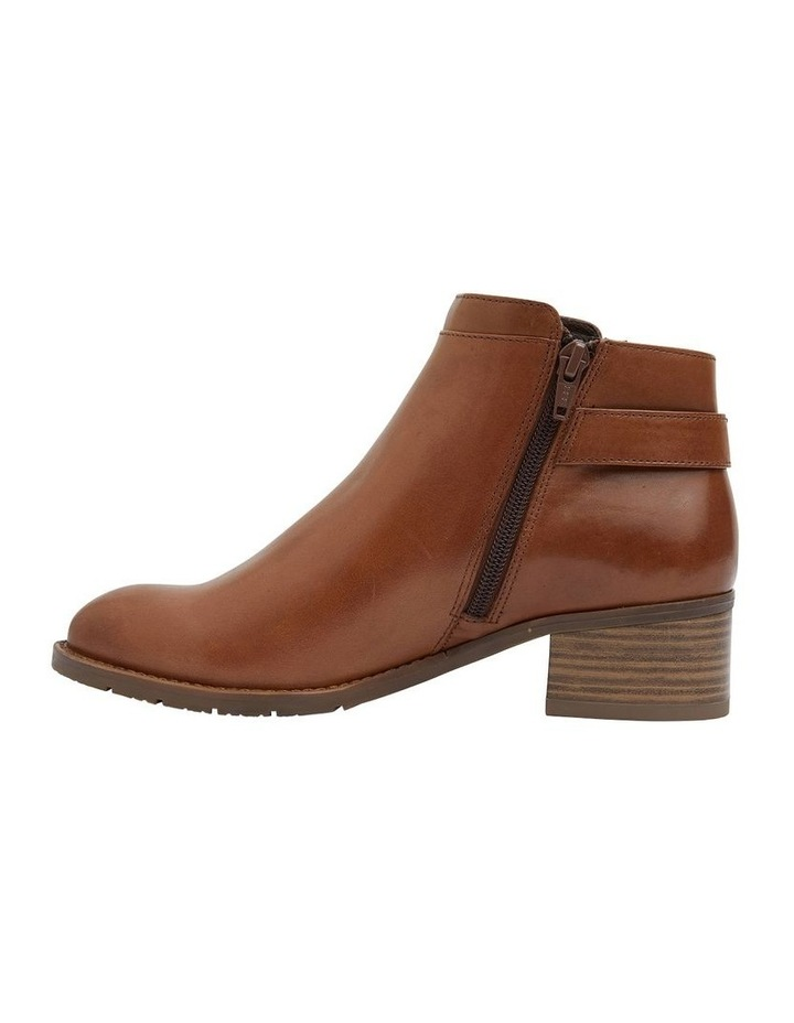 Fresco Mid Brown Glove Boot image 4
