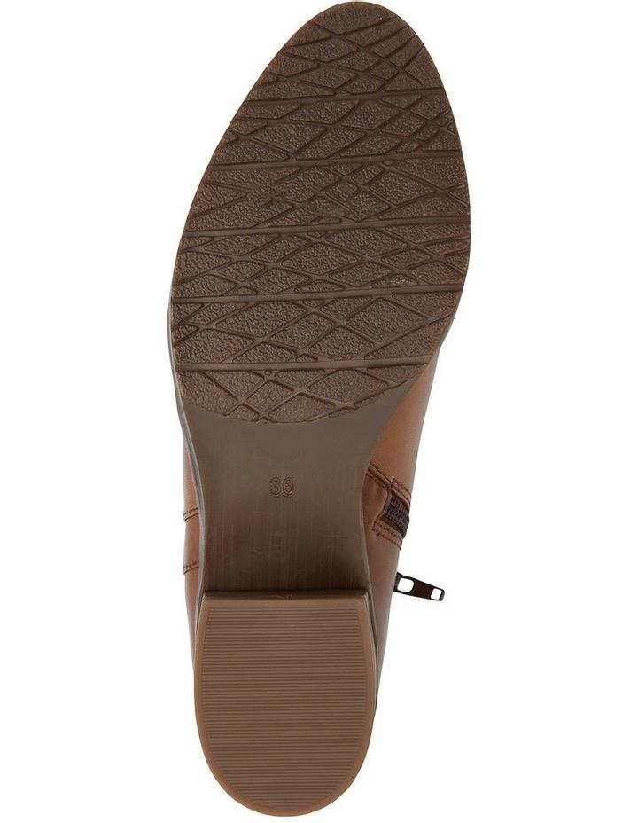 Fresco Mid Brown Glove Boot image 7