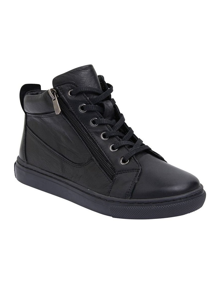 Wagner Black Glove Boot image 2