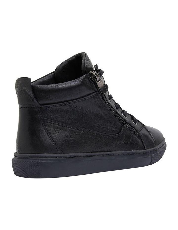 Wagner Black Glove Boot image 3