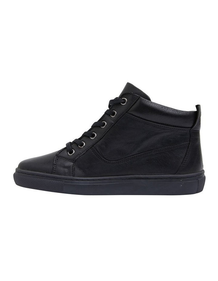 Wagner Black Glove Boot image 4